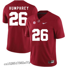 New style Nike 2017 Alabama Marlon Humphrey 26 Boxing Basketballly Jersey Mark Ingram 22 Mark Barron 4(China)