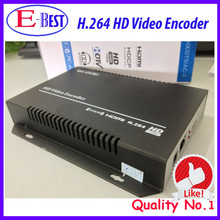 MPEG-4 H.264 HD HDMI Video Encoder for IPTV streaming working for HDCP Signal for Wowza Media Server