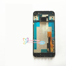 LCD Display+Digitizer Touch Screen Glass Assembly For HTC ONE M9 Cellphone 5.0 inch Black Gold Silver With Frame Free tools