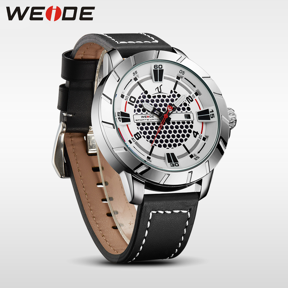 WEIDE mens watches the best luxury famous brands watch quartz men sports watches army military white clock men wrist watch box<br>