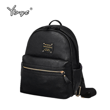 women casual joker shopping bags new fashion ladies travel bookbags rucksack shoulder messenger clutches school student backpack(China)
