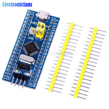 STM32F103C8T6 ARM STM32 Cortex-M3 Minimum System Development Board Module With Crystal For Arduino 72MHz Mini USB