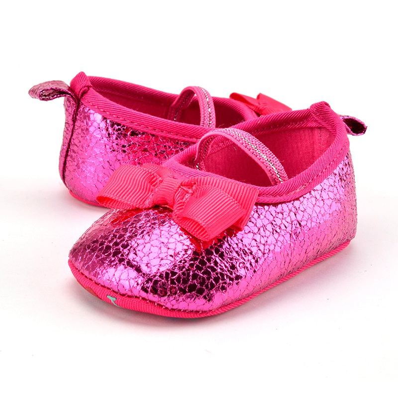 Flower Spring / Autumn Infant Baby Shoes Moccasins Newborn Girls Booties for Newborn 3 Color Available 0-18 Months 34