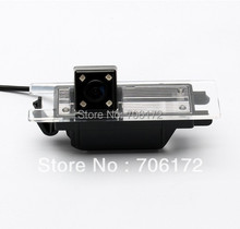 Nightvision 4 LED SONY CCD Chip Car Rear View Reverse CAMERA for OPEL Astra H/Corsa D/Meriva A/Vectra C/Zafira B,FIAT Grande(China)