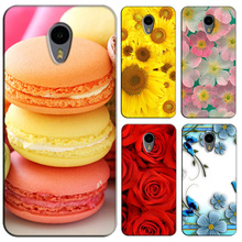 Fashion Cartoon Painting Phone Cover Casefor Meizu M2 Note Case Hard PC Back - C_C Mobilephone Accessories Store store