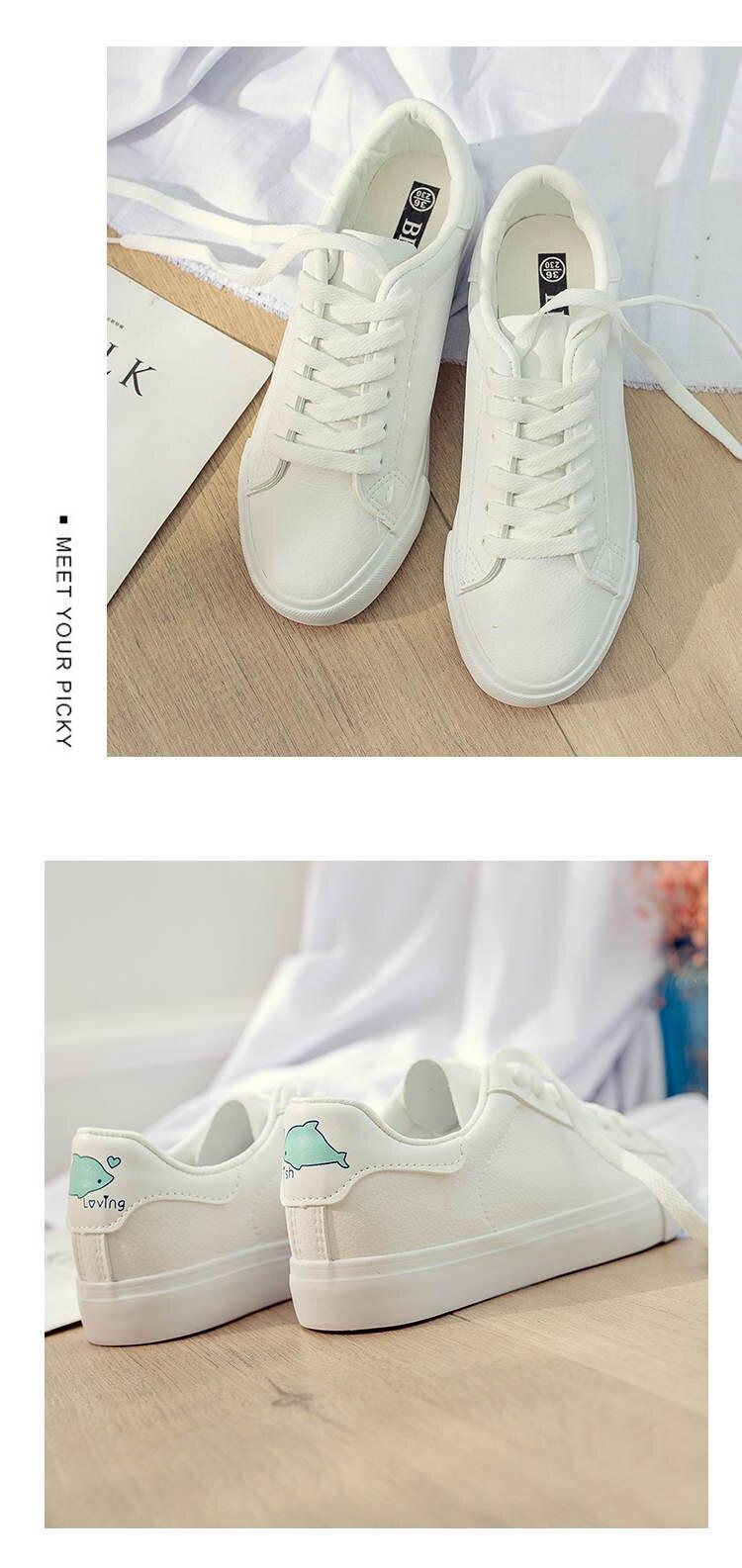 حذاء نساء لون ابيض 20