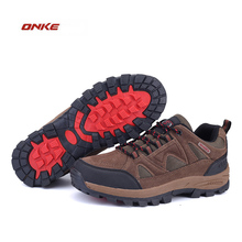 2017 Unisex Outdoors Non-Slip Men New Lace-up Sneakers Big Size For Women Discount Product Running Shoes Free Shipping(China)