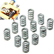 12pcs stainless steel Leveling 8mm Extruder Springs for Reprap 3D Printer NEW Diameter(OD) 4.8mm/0.19inch