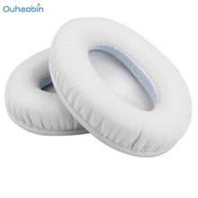 Ouhaobin Popular White Replacement Earpads Ear Pads Cushions for Monster Beats By Dr.Dre Studio High Quality EarPad Aug31(China)