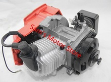 49CC 2 Two Stroke Mini Pocket Bike Dirt Scooter Carburetor Motorcycle Engine(China)