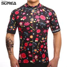 High Quality Cycling Jersey 2017 One Piece MTB Cycling Clothing Pro Team Men Bike Bicycle Short Sleeve Cycle Jersey Jacket F-023