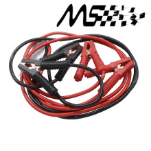 New arrived Emergency Battery Cables Car Auto Booster Cable Jumper Wire 2.4 Meters Length Booster 12V 500A