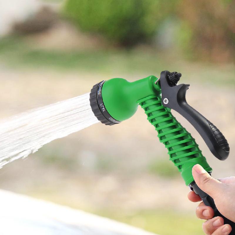 Car washer tool with gun