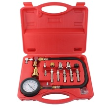 Pressure Gauge Head TU-15A Diesel Engine Compression Tester Kit(China)