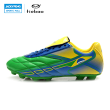 TIEBAO Professional Botines De Futbol 2017 Outdoor Soccer Shoes Men Soccer Cleats Chaussure Crampons Foot Football Boots(China)