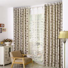 Megayouput Grommet Top Solid Thermal Insulated Blackout Curtain,Two-sides Jacquard technology, 52 x 84 Inch Blue