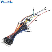 5x 65pcs Jump Wire Cable Male to Male Jumper Wire for arduino Breadboard