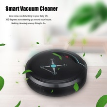 Buy Rechargeable Auto Cleaning Robot Smart Sweeping Robot Floor Dirt Dust Hair Automatic Cleaner Home Electric Vacuum Cleaners for $35.35 in AliExpress store