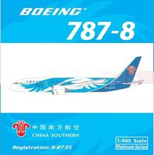 Pre sale: Phoenix 11222 China Southern Airlines B-2735 B787-8 dream wing 1:400 commercial jetliners plane model hobby