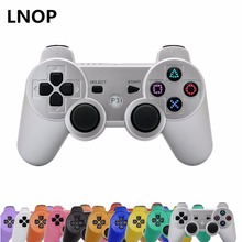 Wireless Bluetooth Gamepad For Sony PS3 Controller Playstation 3 dualshock game pad Joystick play station 3 console PS 3(China)