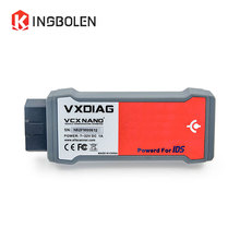 VXDIAG VCX NANO for Ford for Mazda 2 in 1 with IDS V100.1 Perfect Replacement VCM 2 VX-DIAG VCM II OBD II Diagnostic Tool