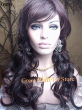 Hot sale Glamorous Fiberglass Female cosmetology Mannequin Training Head For Wig Hat Scarf Display Model Head
