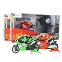 Peradix 2.4GMhz 1:20 3CH High Speed Remote Control Electric Mini RC Motorcycle Moto Bike Gift