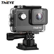 Original ThiEYE T5e WiFi 4K 30fps Action Camera 12MP Built-in 2 inch TFT LCD Screen Time-Lapse Videos Ambarella A12LS75 Chipset