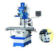Best price Universal Vertical Precision milling machine ZX7550CW
