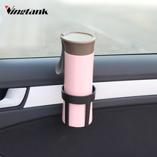 Vingtank High Quality Car Bottle Drink Holder Water Cup Hanging Holder Car Drink Holder for Car Truck Interior Window(China)