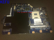 KEFU NIWE2 LA-5752P FREE SHIPPING LAPTOP MOTHERBOARD  FOR LENOVO G560  NOTEBOOK PC VIDEO CHIP N11M-GE2-S-B1 (NO HDMI  )