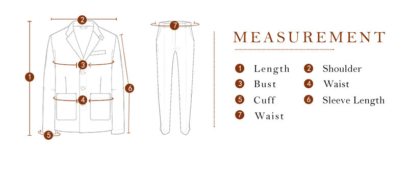1 clothes measurement