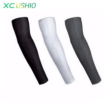 1 Piece Cycling Arm Sleeve Athletic Sport Skins UV Protection Bike bicycle Riding Basketball Arm Warmers Cover free shipping