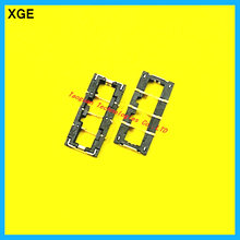 XGE New Inner FPC Connector Battery Holder Clip Contact replacement on motherboard for Iphone 5S 5C high quality(China)