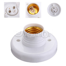 E27 ES Edison Screw Cap Socket Light Bulb Holder Fitting Light Lamp Stand / Base