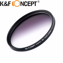 62mm slim UV CPL ND4+ Slim Blue Orange Grey Graduated colour +Macro Close Up +4 +10 +6 Point Star Lens Filter for camera lens(China)