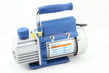 Mini Vacuum Air Pump for 1L vacuum suction filtration used in lab, with negative pressure gauge & 2 tubes