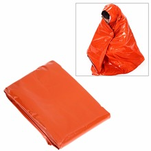 New 210*130cm Thicken Warming Emergency Blanket Climbing Outdoor Survival Kits Rescue Equipment Emergency Survival Tool Hunting(China)