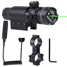 Buy Tactical Red /green laser sight gun rifle hunting 20mm range for $21.29 in AliExpress store