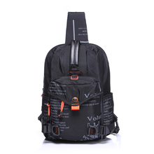 High Quality Single Knapsack Rucksack Military Waterproof Oxford Men Travel Assualt Male Messenger Shoulder Bag Chest Back Pack