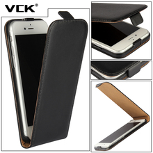 VCK For SONY Xperia Z Ultra XL39H Z3 Z4 Z5 X Compact Mini T3 E4G X XA Leather Holster Up Down Flip Phone Cover Case With Holder