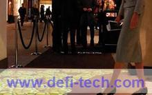 NEWEST!!!!!    DEFI Interactive Floor/wall Projection software  Including 118 Different Effects