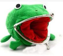 Frog wallet Naruto Wallet Anime Creative Coin Purse