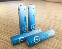 40%OFF 4PCS 1.5V AAA Lithium battery 1100mah 3A LiFeS2 cell dry primary battery for camera and toys electric shaver(China)