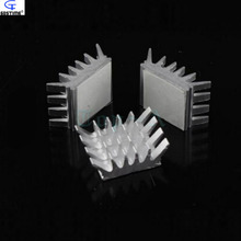 8 pcs/lot Gdstime GDT- X8 Silver Aluminum Heatsink PC VGA Card Xbox360 PS DDR RAM Memory Heat Sink Cooling Cooler Free Shipping(China)