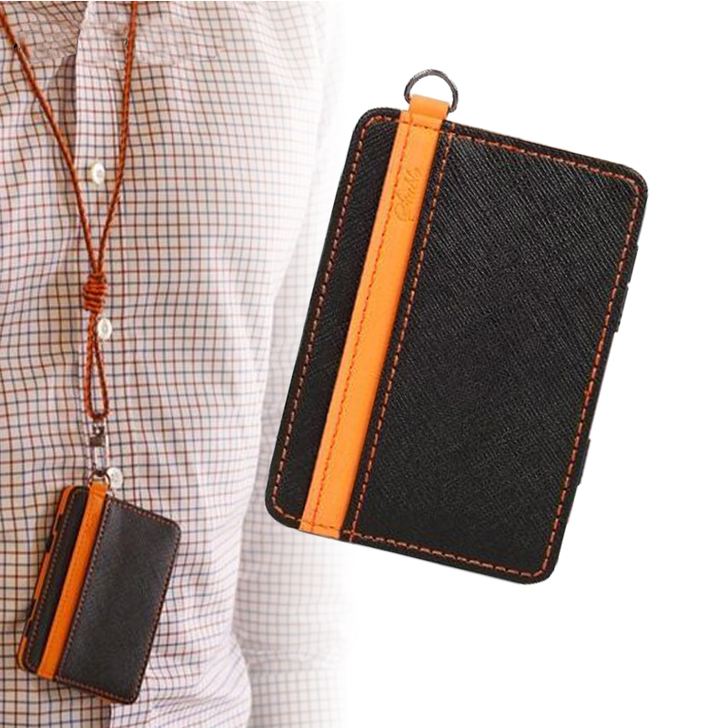 With Leather Rope Chain Mini Magic Wallet Leather Brand Cash Money Clips Men And Womens Slim Short Wallet ID Card Case Bag Pouch<br><br>Aliexpress