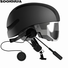 Wireless Bluetooth Handsfree Headphone professional Motorcycle Helmet Headset With HD Micphone Bluetooth Intercom Headset