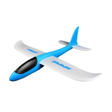 New 2017 Hand Launch Throwing Glider Aircraft Inertial Foam Airplane Toy Plane Model Kids Toys