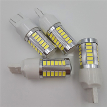 Car Flashing 1 set T20 7440 7443 W21 WY21W 5630 5730 smd lamp yellow Turn Signal Reverse Led Light red Brake lights white Bulbs