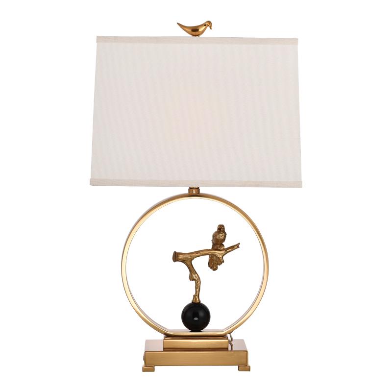 Birds Decoration Table Lamp 5